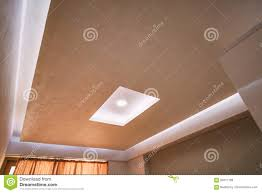 Stretch Ceiling Film The Design Of The Apartment Renovated Apa