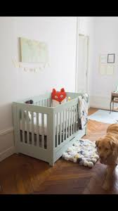 Nursery. Mint green. Fox. Puff rug