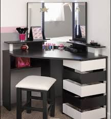 15 Small Corner Dressing Table Designs With Mirror Cool Ideas inside corner  table for bedroom regarding