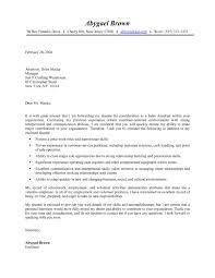 Accounting Professional Cover Letter Accounting Cover Letter