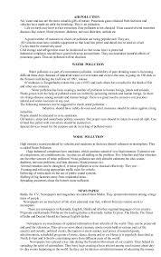 Essay Environment Pollution Essay Environmental Pollution Magdalene Project Org