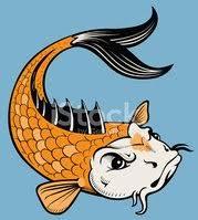 Koi Tattoo Tetování Ryby