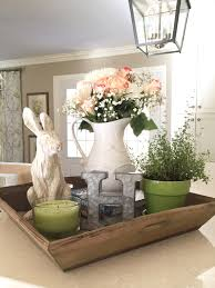 Living Room Table Decor Create A Spring Inspired Sofa Beautiful Coffee Table