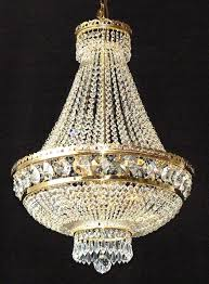 ccb7150 9 basket style empire chandelier