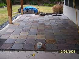 diy patio decor ideas patio flooring