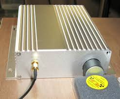 homemade gamma spectrometer with nai tl