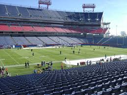 Nissan Stadium View From Lower Level 138 Vivid Seats