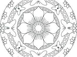 Adult Coloring Pages Flowers Coloring Pages Of Flowers And Adult