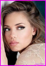 makeup smokey eyes and neutral shades 2050483 weddbook