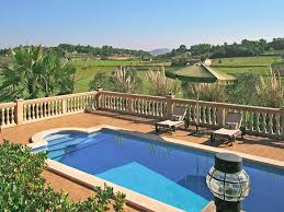Detached Finca Private Pool Panoramic View Internet Located At The Edge Of The Village Sineu