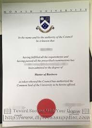 buy a university degree buy the highest quality university of  monash university master of business degree monash university diploma buy monash university fake degree