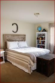 diy rustic headboards for queen beds