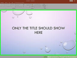 How To Prepare Slides For Ppt How To Create A Powerpoint Presentation With Sample