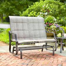 review patio glider