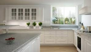 quartz kitchen countertops white cabinets. Winsome White Stone Kitchen Countertops Nice Idea Quartz Cabinets With Grey On H