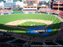 Busch Stadium Bank Of America Club Seating Chart St Louis Cardinals Seating Best Seats At Busch Stadium