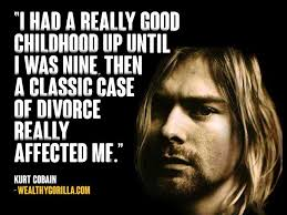 Kurt Cobain Quotes Interesting 48 Kurt Cobain Quotes About Life Depression Love Wealthy Gorilla