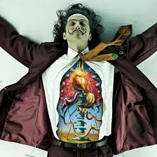 Famous Artists Dissected for MASP Art School - Salvador Dali (With images)  | Salvador dali art, Dali art, Dali