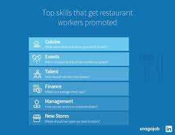 top skills that get hourly workers promoted snagajob restaurant promotions