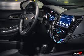 Review: 2017 Chevrolet Cruze Hatchback – M.G.Reviews
