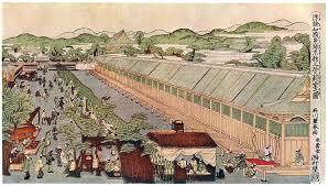「1165年 - 蓮華王院本堂(三十三間堂)」の画像検索結果