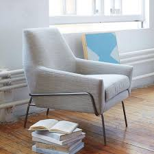 Wire furniture Outdoor West Elm Lucas Wire Base Chair West Elm