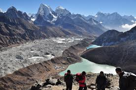 everest three high pes trek nepal nomad trekking pvt ltd