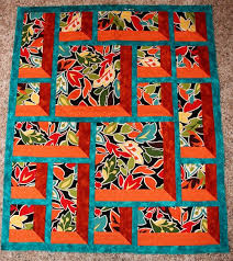 143 best Attic window quilts images on Pinterest   Windows, Panel ... & With panel or big prints you dont want to cut up Adamdwight.com