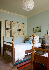 Lovely [image Above: The Matching Beds In Lucy Allen Gillisu0027 Guest Bedroom Are  Some Of My Favorite Weu0027ve Ever Run]