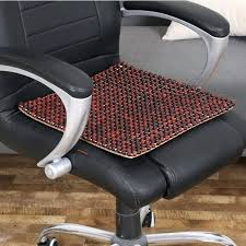 office chair wooden beads summer wooden beads single car seat cushions for short people desk chair