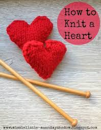 Knitted Heart Pattern Delectable Valentines Crafts Knitted Hearts Party Ideas Pinterest Heart