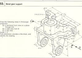 Isometric drawings show no true distances. Isometric Drawing Practice Simple Page 1 Line 17qq Com