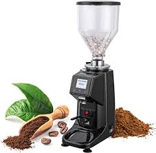 Grind uniformity depends on the type of grinder used. Amazon Com Huanyu Electric Coffee Grinder Professional Coffee Machine Commercial Home Grinding Machine Automatic Burr Grinder 250w 19 Gear Fine Coarse Grind Size Settings Stainless Steel Cutter Pulverizer 1000g Capacity Black Kitchen