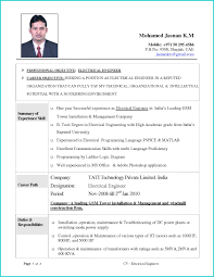 Technical Resume Objective Examples Unique Resume Objective Examples Electrical Engineering Wallpapers 67