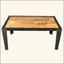 metal and wood furniture. Wood And Iron Furniture. Marvelous Rustic Coffee Table Metal Furniture Astonishing U
