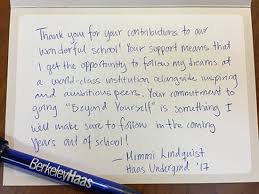 How To Thank Donors For Their Support An Outpouring Of Thanks At Donor Appreciation Week Haas News