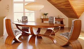 unique wood furniture designs. Unique Wood Dining Table And Chairs Furniture Designs L