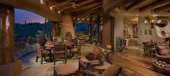 residential design firm start here saguaro castle organic pueblo desert mountain scottsdale arizona
