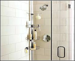simplehuman corner shower caddy adjule