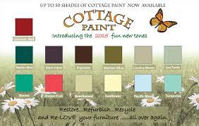 cottage paint colorsCottage Paint  Furniture Heaven