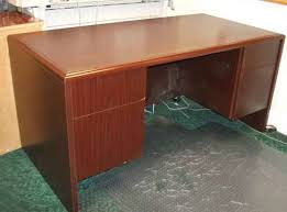 basic office desk. Solid Wood Office Desk Basic E