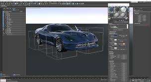 Automotive Design Tools Kuesa 3d Studio Kdab