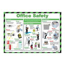 posters for office. Office Safety Posters For