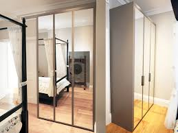 Modern Fitted Bedrooms Contemporary Mirrored Fitted Wardrobe Bespoke Furniture Fitted