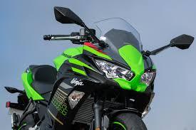 Ninja 650 Led Light Kit 2020 Kawasaki Ninja 650 Review 14 Fast Facts Abs Krt Edition