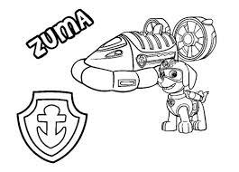 Zuma Paw Patrol Coloring Page Inspirational 20 Beautiful Skye Pages