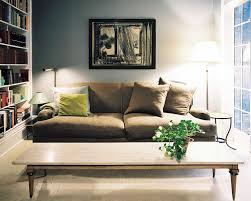 grey walls brown furniture. Furniture: Brown Couch Grey Walls Floor Curtains Rug 2018 And Beautiful Furniture :