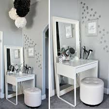 small bedroom furniture and dressing area design ideas vanity table with mirror lights