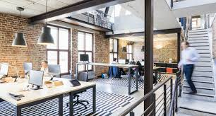 Small Picture Enhanced productivity and happiness 5 office design trends to
