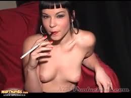 Smoking fetish straight adult sex